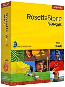 Rosetta Stone V3: French Level 1 [OLD VERSION]