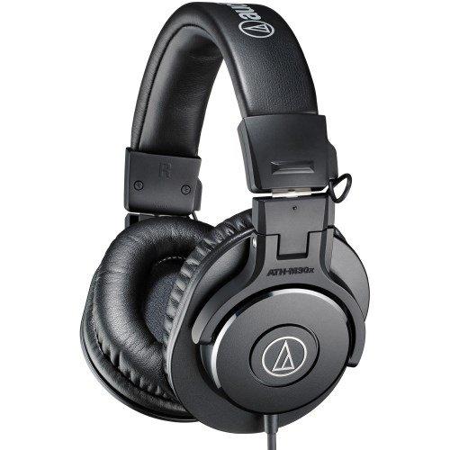 Audio-Technica ATH-M30x Professional Headphones (black) at Sears.com