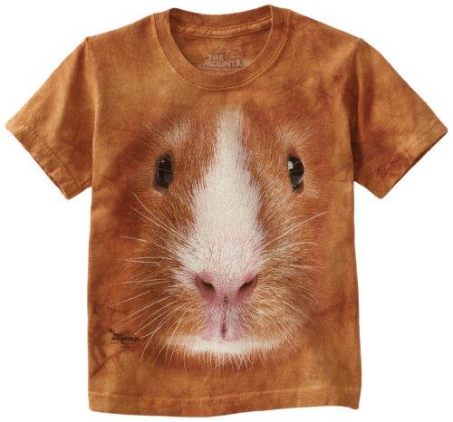 The Mountain Guinea Pig Face Shirt