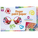 ALEX Toys ALEX Jr. Finger Paint Paper