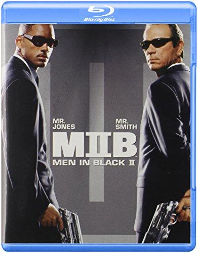 Cover art for  Men in Black II (+ UltraViolet Digital Copy) [Blu-ray]