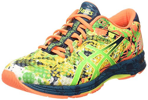 ASICS Gel-noosa Tri 11 - Scarpe Running Uomo, Giallo (flash Yellow/green Gecko/ocean Depth 0785), 42 EU