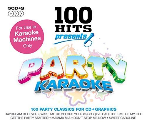 Various Artists - 100 Hits Presents: Karaoke Party - Zortam Music