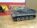 R/C 2.4 GERM TIGER I FULL METAL, EAR, INFRARED TAIGEN 1/16