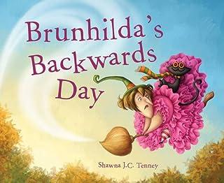 Book Cover: Brunhilda's Backwards Day