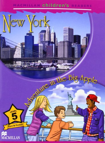 MCHR 5 New York (Macmillan Children Readers)
