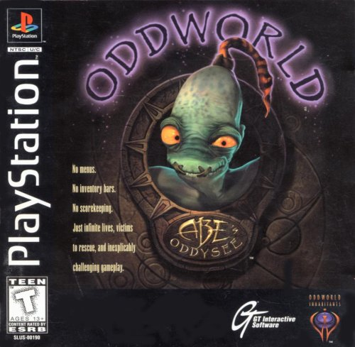 Oddworld  Abe's Oddysee