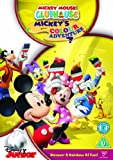 Mickey Mouse Clubhouse: Mickey's Colour Adventure [DVD]