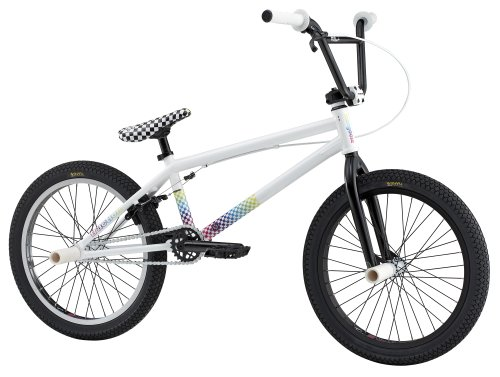 Mongoose Fraction BMX/Jump Bike - 20-Inch Wheels