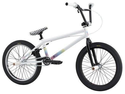Mongoose Fraction BMX/Jump Bike - 20-Inch Wheels