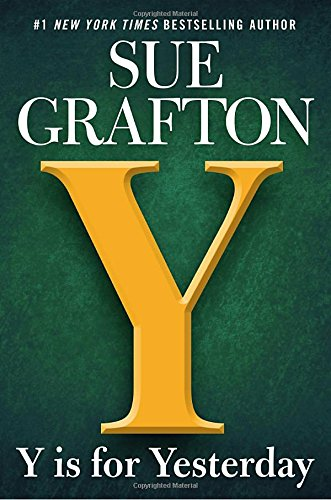 Sue Grafton Y Is For Yesterday