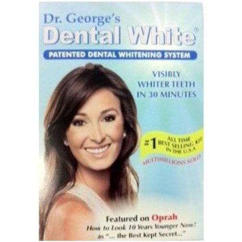 Dr George's Dental White Kit, Patented Dental