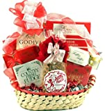 I'm Nuts for You! Valentine's Day Gift Basket of Gourmet Snacks