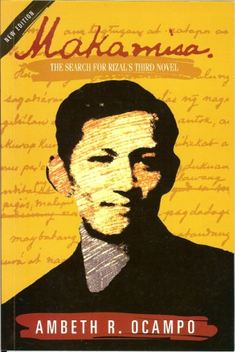Makamisa (The Search For Rizal's Third novel)