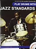 Play Drums With Jazz Standards + Cd
