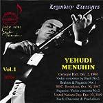 The Yehudi Menuhin Collection - Vol....