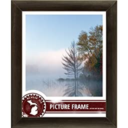craig frames 23247778 smooth wood grain finish 8 by 12 inch pictureposter frame