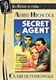 echange, troc Les Trésors du cinéma : Alfred Hitchcock - Quatre de l'espionnage (Secret Agent)