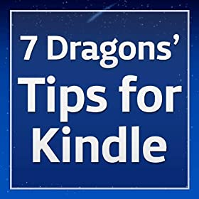 7 Dragons' Tips for Kindle