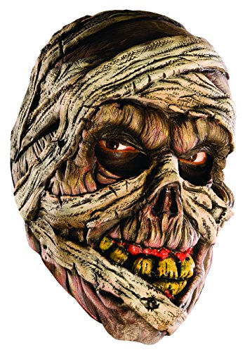 Rubies Child's Corpse Mummy 3/4 Vinyl Mask