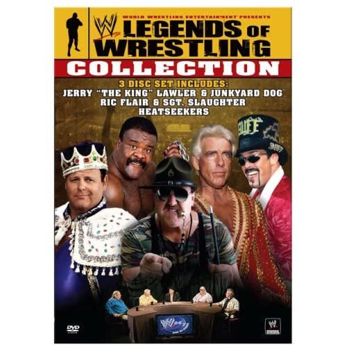 WWE Legend of Wrestling - The Culture of Southern Wrestling 51vxU8LAS2L._SS500_