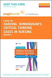 Nursing Health Assessment: A Critical Thinking, Case Studies