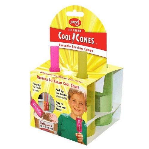 Формы для мороженого Cool Cones