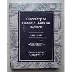 Directory of Financial AIDS for Women 2014-2016 (Directory of Financial Aid for Women)