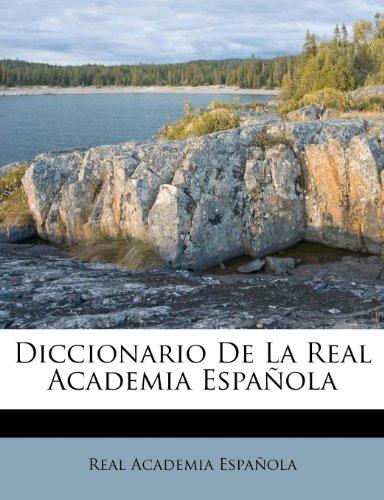 Diccionario De La Real Academia Espa PDF