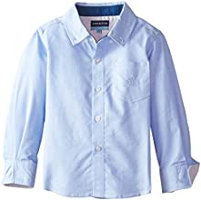 Andy amp Evan Little Boys39 Blue Oxford Shirt