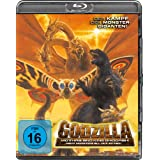 Godzilla, Mothra and King