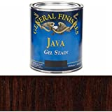 General Finishes JQ Gel Stain, 1 quart, Java
