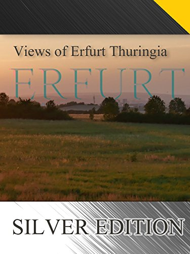 Views of Erfurt Thuringia