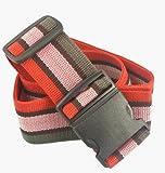 NAVA Pink 5.9ft Travel Luggage Suitcase Secure Safe Packing Nylon Durable Belt Strap