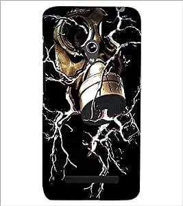PrintDhaba Fantasy design D-1140 Back Case Cover for ASUS ZENFONE 5 A501CG (Multi-Coloured)