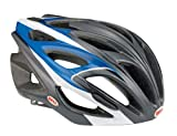 2013 Bell Alchera Road Bike Cycling Helmet titanium / blue small medium 56-58cm
