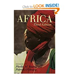 Africa (3rd Edition) by Phyllis M. Martin and Patrick O'Meara
