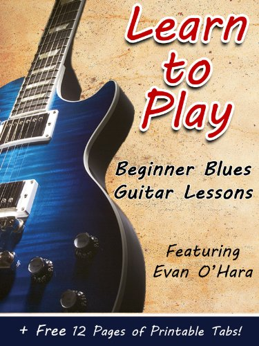 Learn How to Play Blues Guitar - Covers 10 Songs & Lessons