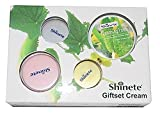 Shinete Baby Face Cream 4 in 1 Set The Best Natural Cosmeceutical in Asia Suitable for Every Skin Types See Result in 15 Days All the Dark Spot Scar and Melasma Decrease Significantly by Shinete