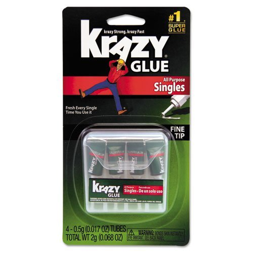 krazy-glue-krazy-glue-single-use-tubes-w-storage-case-4-pack-kg58248sn-dmi-pk-by-krazy-glue