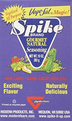 Vege-Sal Spike Natural Seasoning Original VEGESAL 10 oz (283gr) (Vegi Salt compare prices)