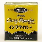 ナイル商会 インデラカレー スタンダード 業務用 NAIR INDIRA Pure Curry Powder 2kg