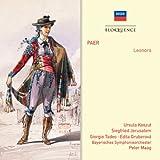 Cover of Paër: Leonora, ossia L'amore coniugale