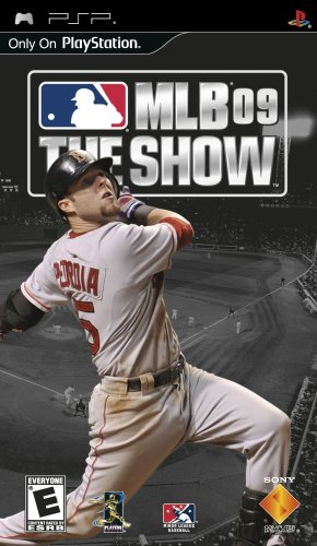 MLB 09 The Show - Sony PSP - 1