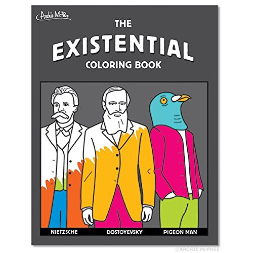 The Existential Coloring Book - 1
