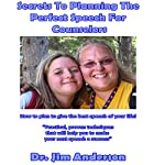 Secrets to Planning the Perfect Speech for Counselors: How to Plan to Give the Best Speech of Your Life! | Dr. Jim Anderson