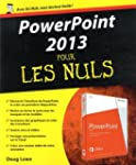 PowerPoint 2013 pour les Nuls