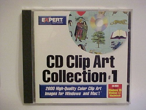 CD Clip Art Collection #1