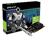 PNY GeForce 210 - PCIE 2.0 - 1GB DDR3 64-Bit Low Profile with Brackets 589 MHz / 1000 MHz