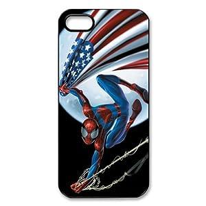 Treasure Design Marvel Comics Spiderman Collection Apple iPhone 5 Best Durable Case
